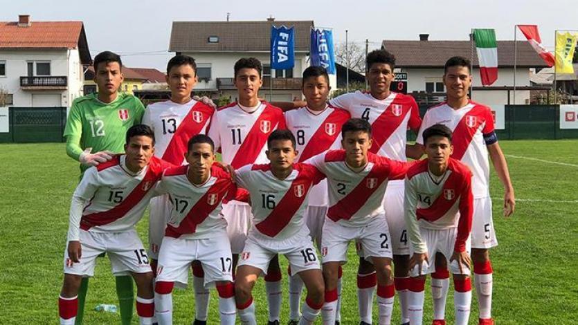 Selección Peruana: conoce a los convocados para el Sudamericano Sub 15