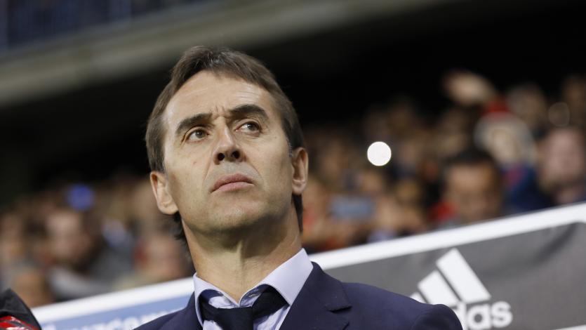 Real Madrid presentará esta tarde a su nuevo DT, Julen Lopetegui