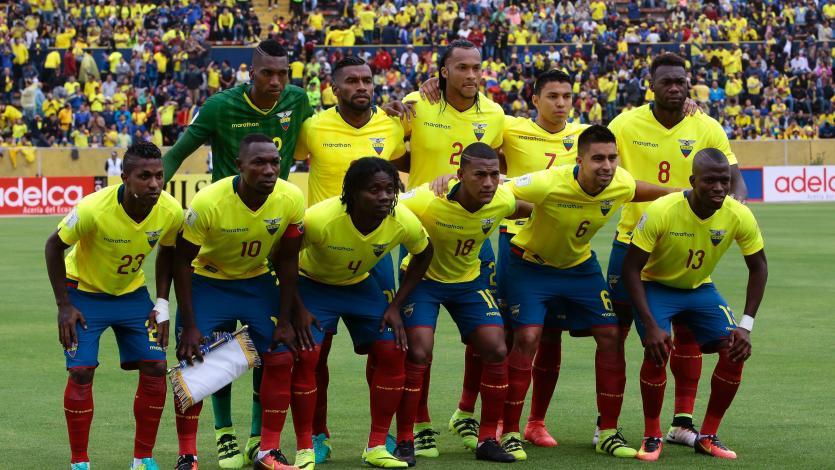 El probable once de la selección ecuatoriana para medirse ante Perú