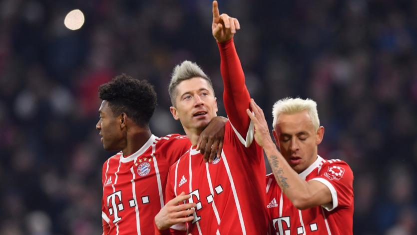 Bundesliga: Bayern Múnich volvió al triunfo y sigue como líder de torneo