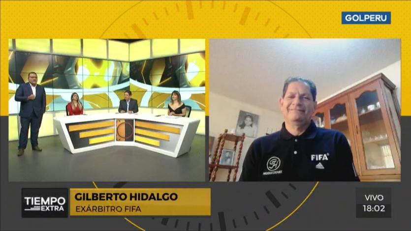 Liga1 Betsson: Gilberto Hidalgo analizó las polémicas de las primeras jornadas de la Fase 1 (VIDEO)