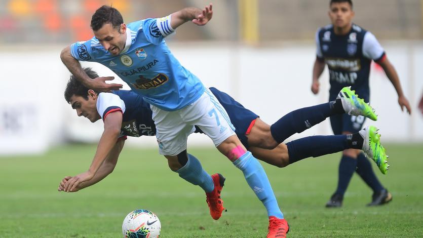Liga1 Betsson: Sporting Cristal y la Universidad San Martín igualaron 1-1 en el Estadio Monumental (VIDEO)