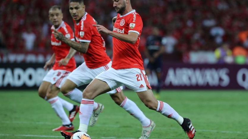 Copa Libertadores: El Inter con Paolo Guerrero clasificaron a la siguiente fase