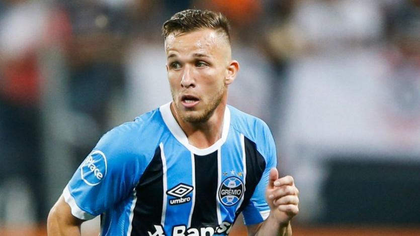 Arthur Melo confirmó que jugará en el Barcelona