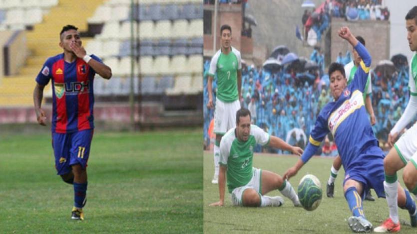 EN VIVO por la Copa Perú:  UDA 1-0 Alianza Universidad