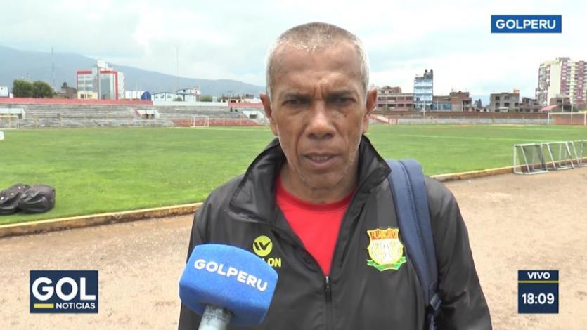 Wilmar Valencia sobre el duelo con Universitario: