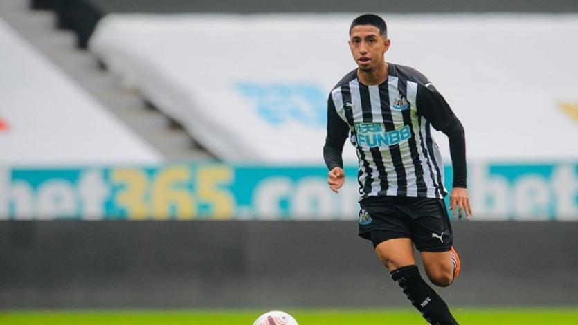 Rodrigo Vilca: ¿cuándo podría debutar con el primer equipo del Newcastle United en Premier League?