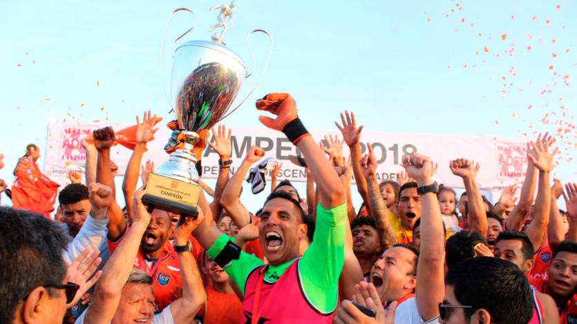 Universidad César Vallejo fue el gran ganador de la gala de Segunda División