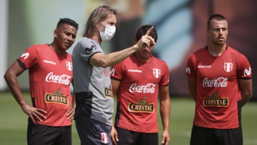 Selección Peruana: comenzó el segundo microciclo de entrenamientos de la bicolor