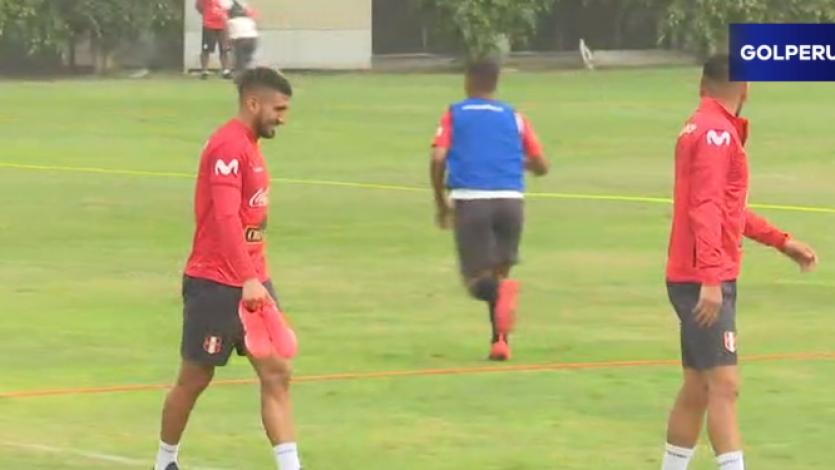 Selección Peruana: Josepmir Ballón se unió al grupo en La Videna