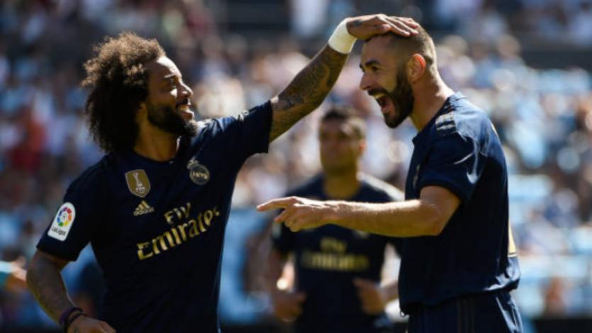Real Madrid se lava la cara y comienza La Liga con un triunfo ante Celta
