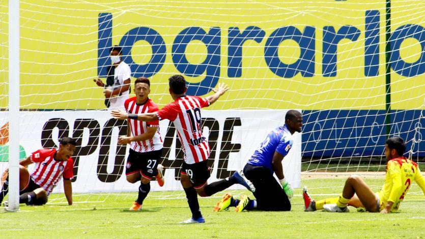 Liga2: Unión Huaral derrotó 3-0 a Cultural Santa Rosa por la fecha 6
