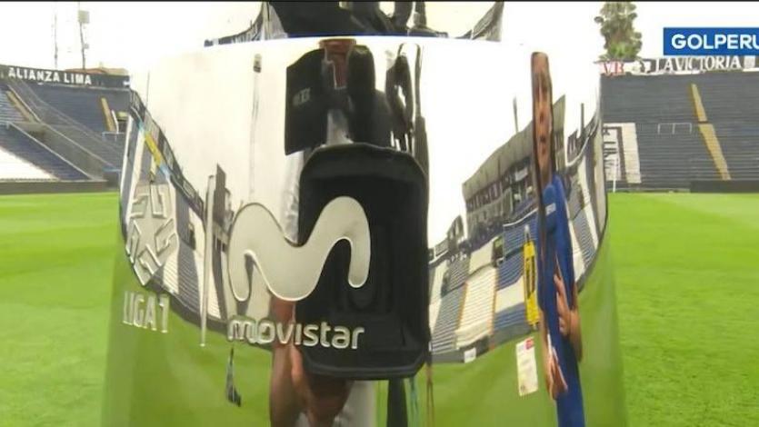 Alianza Lima vs. Binacional: conoce el trofeo que se llevará el campeón el domingo (VIDEO)