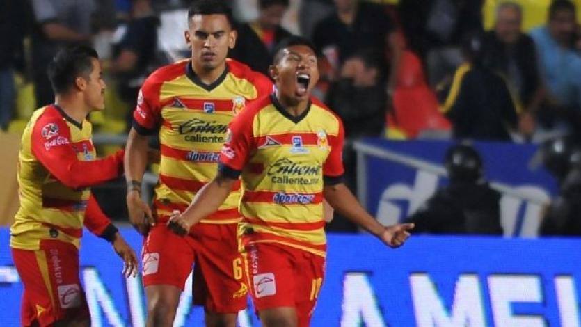 Edison Flores le dio a Morelia el pase a semifinales de la Liga MX con un golazo (VIDEO)