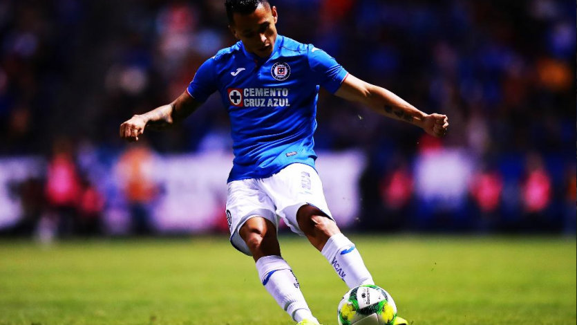 Con Yoshimar Yotún, Cruz Azul goleó 4-1 a Pachuca