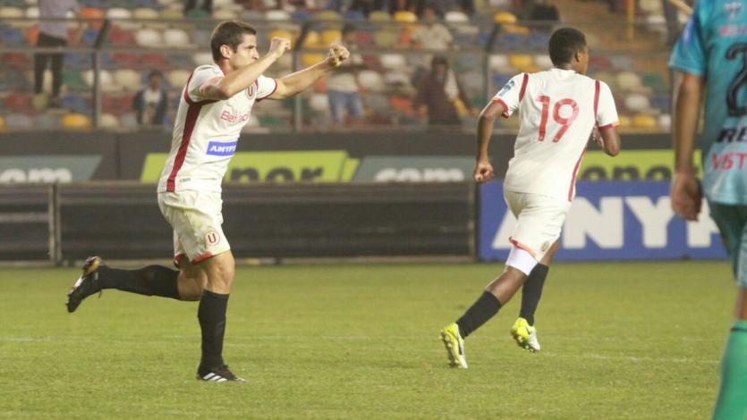 Universitario venció a UTC y sigue soñando con el Torneo Clausura