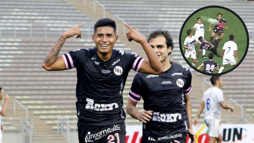 Copa Bicentenario: Diego Ramírez de Sport Boys marcó el mejor gol del 2021 con una chalaca impresionante (VIDEO)
