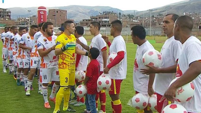 Sport Huancayo empató 1-1 ante Ayacucho F.C
