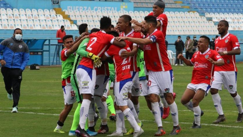 Copa Bicentenario: Unión Comercio venció por penales a Sport Boys y pasó a semifinales (VIDEO)