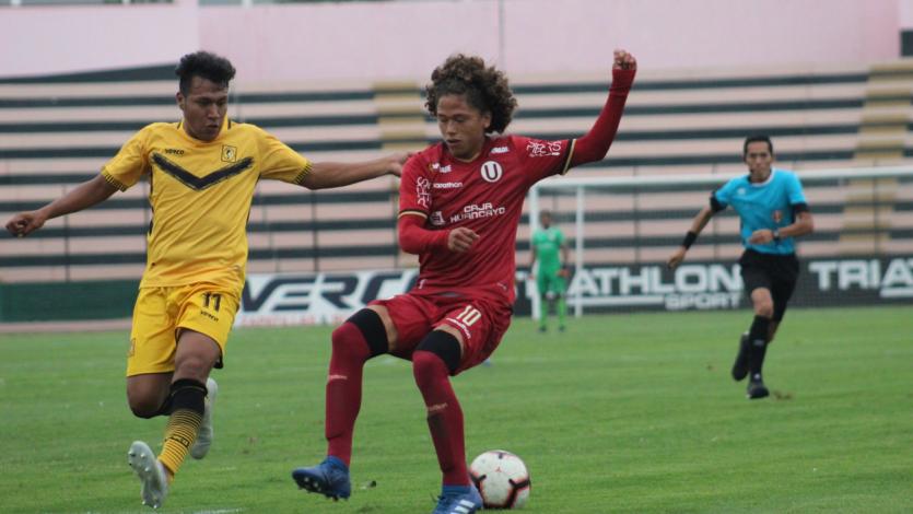 Torneo de Reservas: Cantolao frena al líder Universitario