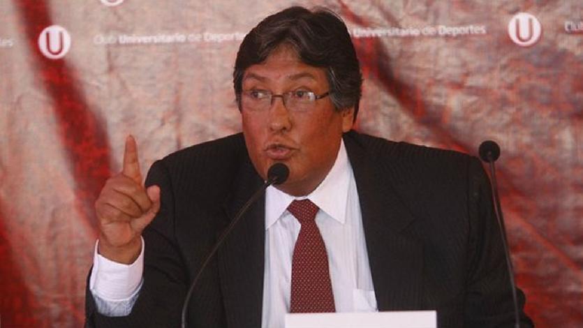 Raúl Leguía: