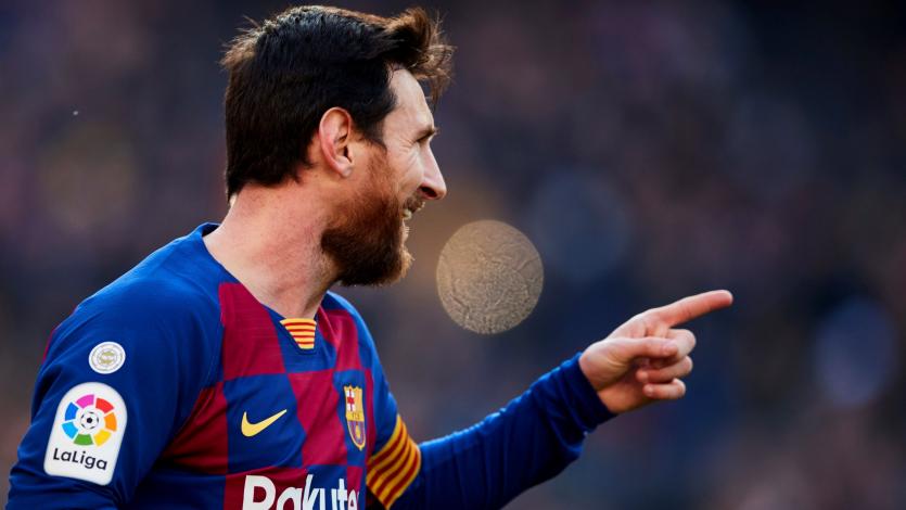 Lionel Messi le da el triunfo al Barcelona frente al Eibar anotando cuatro goles (VIDEO)