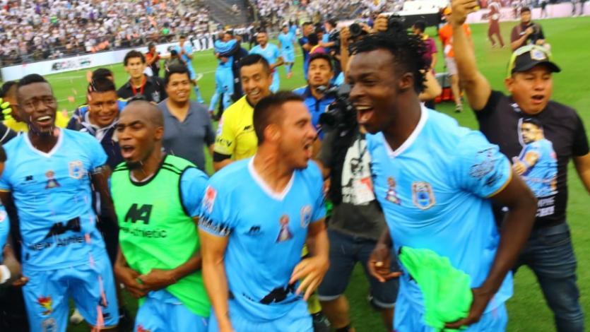 Hervé Kambou reveló que ex jugadores de la Premier League lo llamarán por el título nacional
