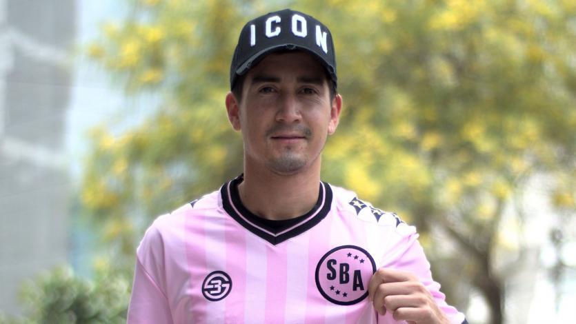"""Julián Cardozo, refuerzo de Sport Boys: """"Estoy feliz de llegar a un equipo con tanta historia"""""""