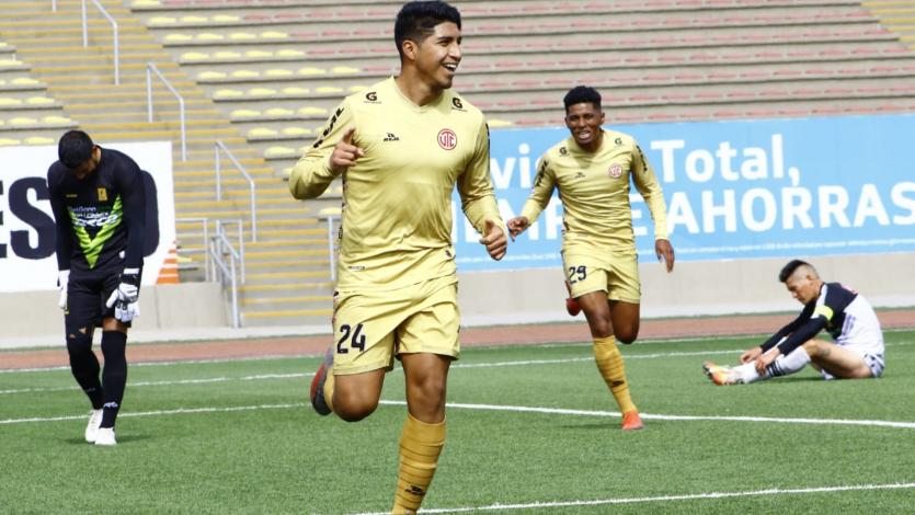 Liga1 Movistar: UTC se impuso 3-1 sobre Academia Cantolao y sumó su cuarto triunfo seguido (VIDEO)