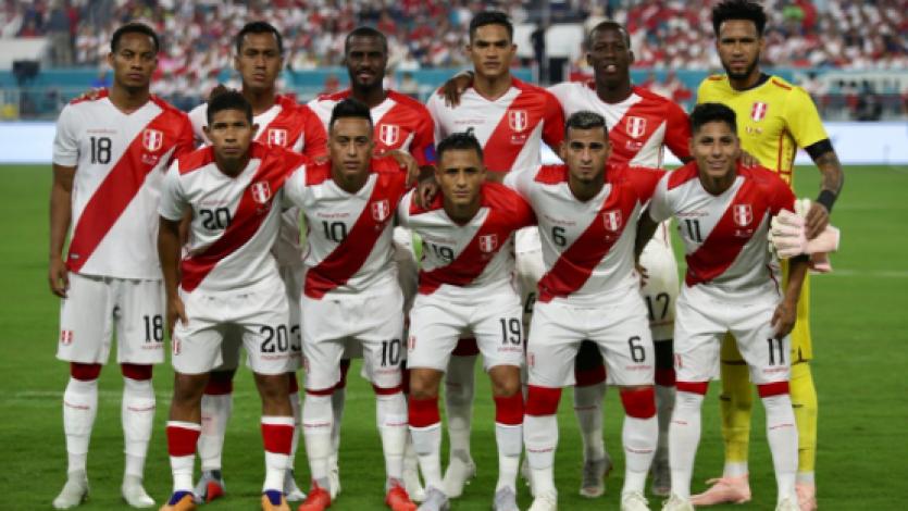 Perú confirma fechas de los amistosos ante Paraguay y El Salvador