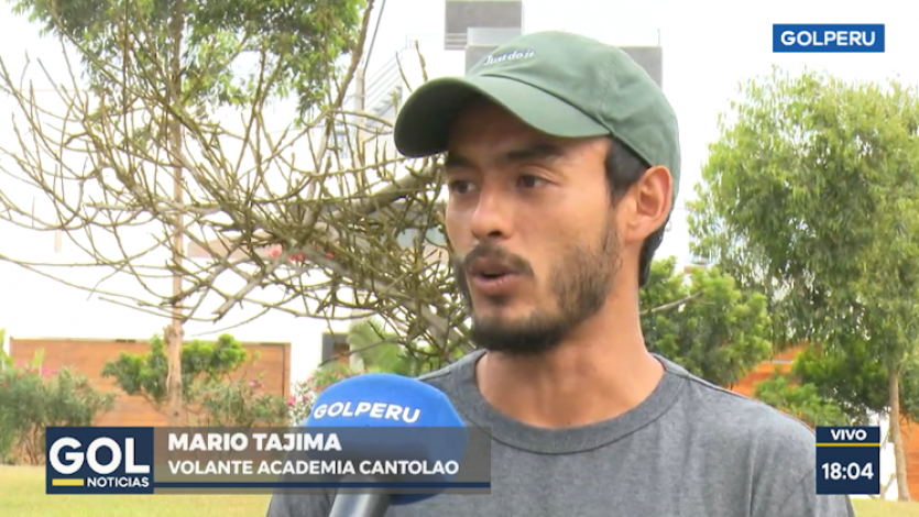 Mario Tajima sobre Cantolao: