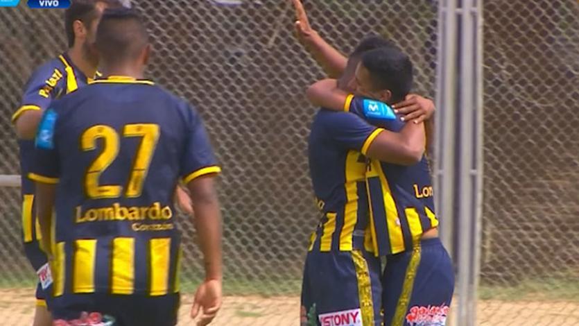 Sport Rosario goleó a Alianza Atlético en el Melanio Coloma