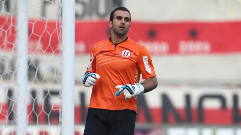 José Carvallo volvería a Universitario