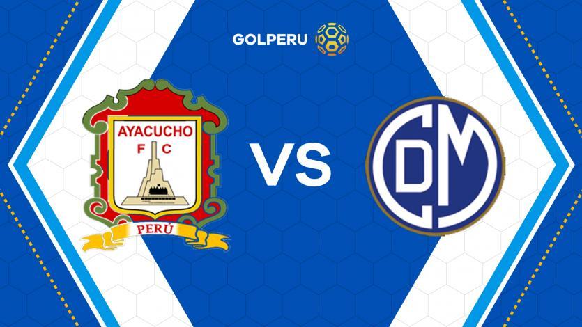 Ayacucho FC y Deportivo Municipal buscarán volver al triunfo