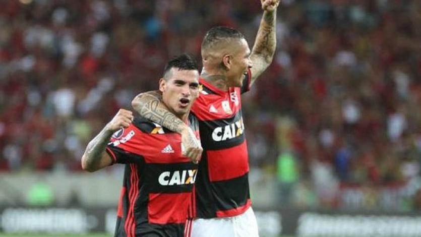 Paolo Guerrero y Miguel Trauco se afianzan en la convocatoria de Flamengo
