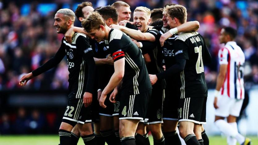 Ajax se adjudica de la Copa de Holanda y sueña con el triplete