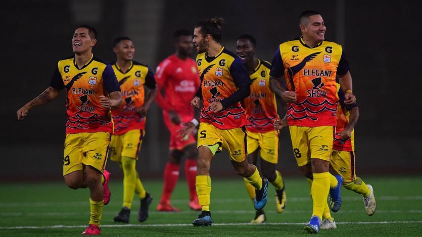 Copa Bicentenario: Sport Chavelines venció en los penales a Sport Huancayo y clasificó a los octavos (VIDEO)