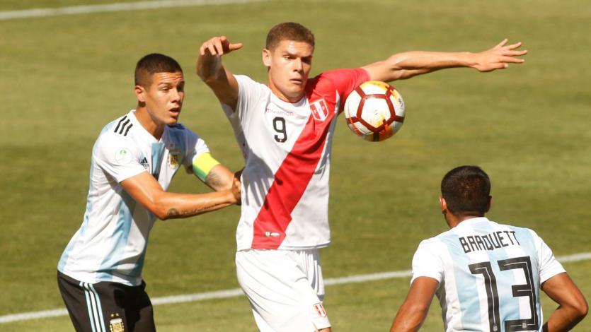 Sebastián Gonzales sobre la Sub-23: