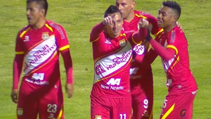 Copa Bicentenario: Sport Huancayo golea por 4-0 a Deportivo Municipal y está en las semifinales (VIDEO)