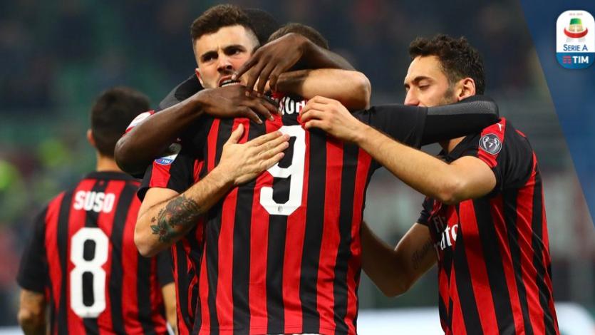 Milan cierra el año con una victoria ante Spal