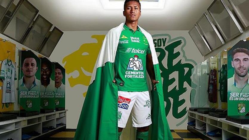 Pedro Aquino debuta como titular en Club León