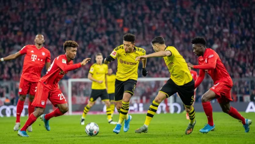 Bundesliga: Bayern Munich y Borussia Dortmund, el líder y su escolta en un verdadero duelo de titanes