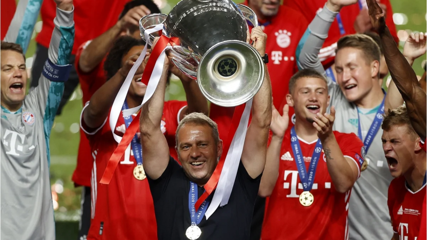 Champions League: técnicos que ganaron la Orejona tras relevar a otro DT