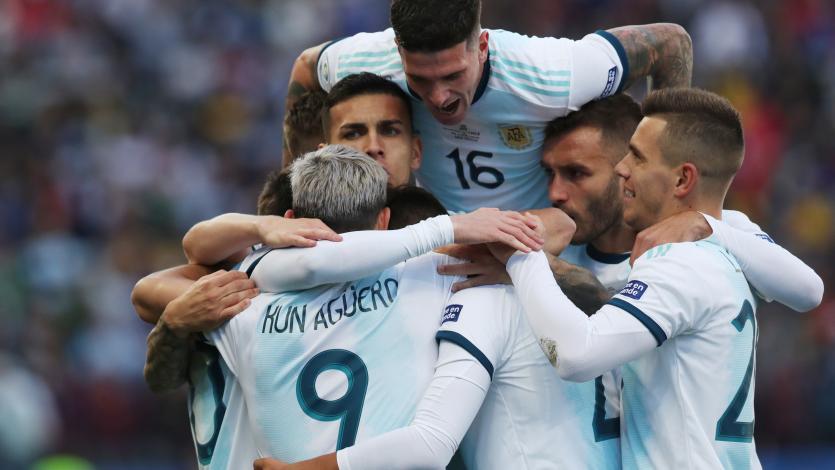 Copa América Brasil 2019: Argentina se quedó con el tercer puesto tras superar a Chile