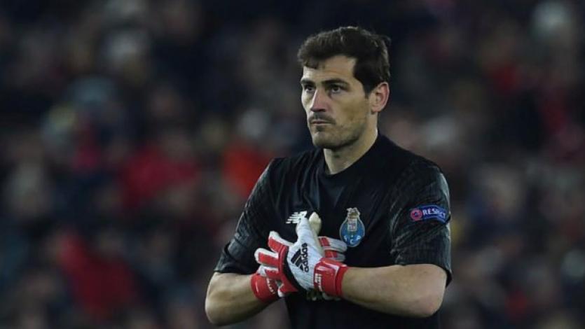 Iker Casillas podría dejar el fútbol tras el infarto que sufrió