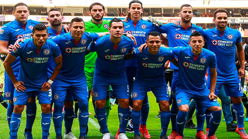 Yoshimar Yotún actuó en el empate sin goles entre Cruz Azul y América