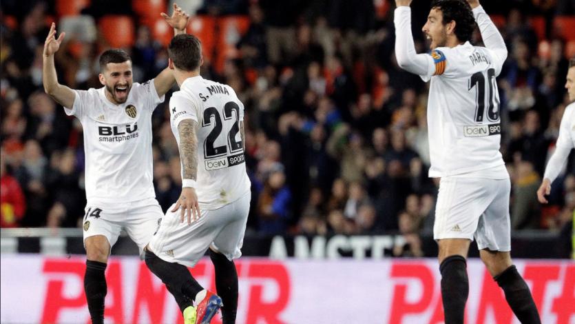 Valencia recupera la sonrisa tras golear al Villarreal