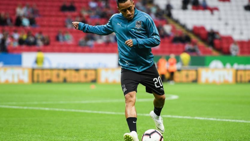 Christian Cueva: La millonaria oferta de Independiente a Krasnodar