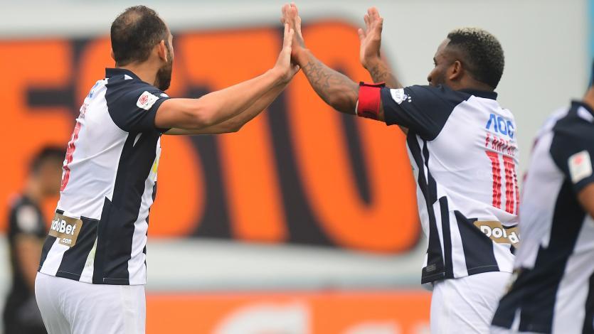 Liga1 Betsson: Alianza Lima venció 2-0 a Cusco FC por la fecha 11 de la Fase 2 (VIDEO)