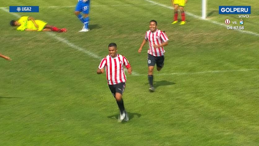 Liga2: Unión Huaral se impuso ante Sport Loreto y sumó su tercera victoria en cuatro partidos (VIDEO)